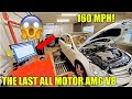 We Dyno Tuned A Stock 6.2-Liter AMG V8 & Tested 0-60 MPH Before & After! Beast Mode 63 Engine!