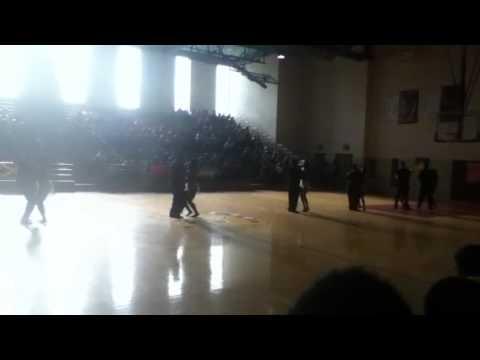 Hancock Central High School International Day Dance 1