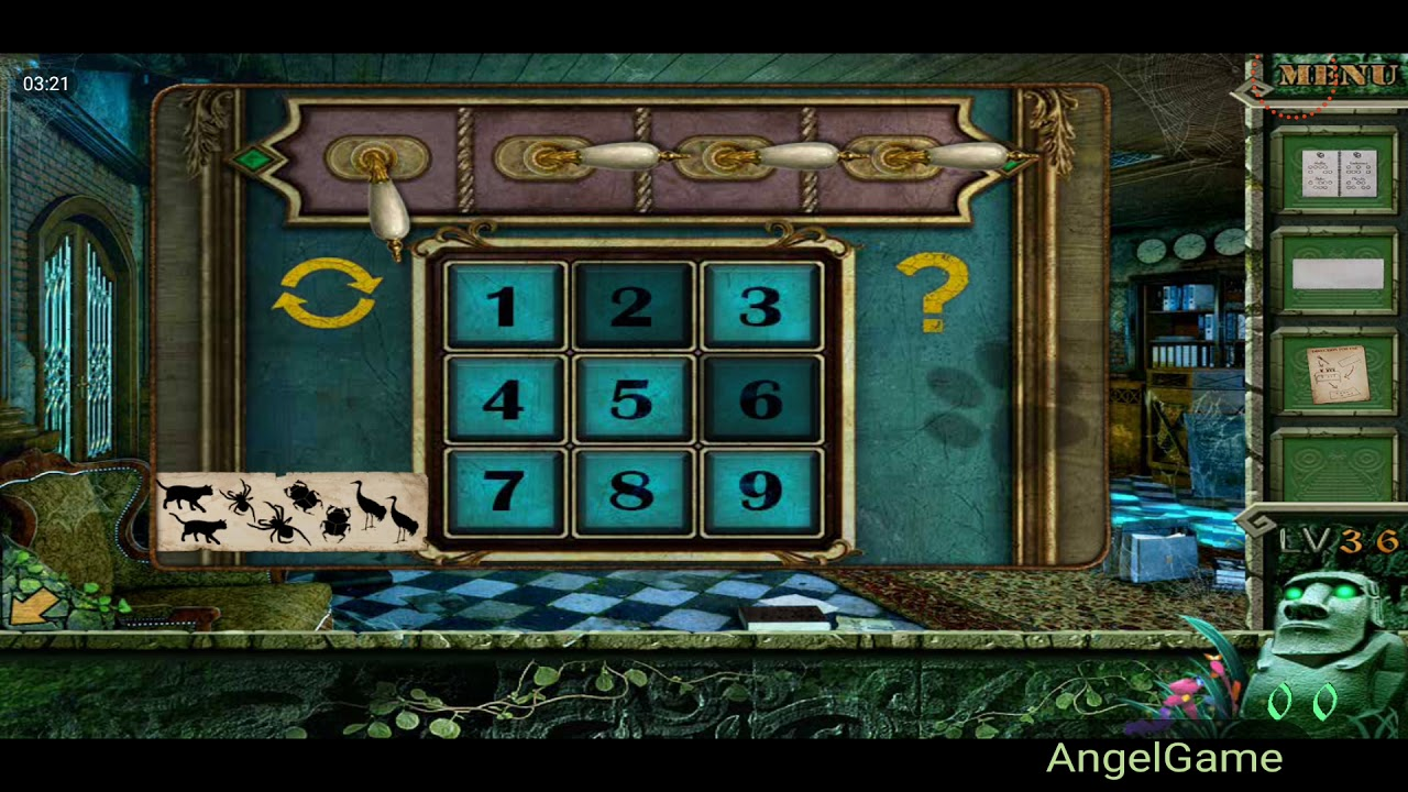 Can You Escape The 100 Room 9 Level 36 Walkthrough Android Youtube