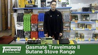Gasmate Travelmate Butane Stov…