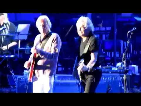 The Moody Blues Live ~ Say It With Love ~ Hollywood Bowl