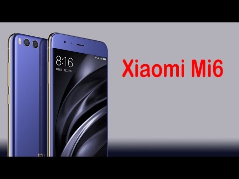 Xiaomi Mi6 officially launched in India
