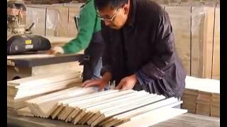 Paulownia wood boards Manufacture in China