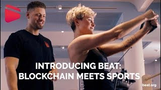 Introducing BEAT: Blockchain meets Sports