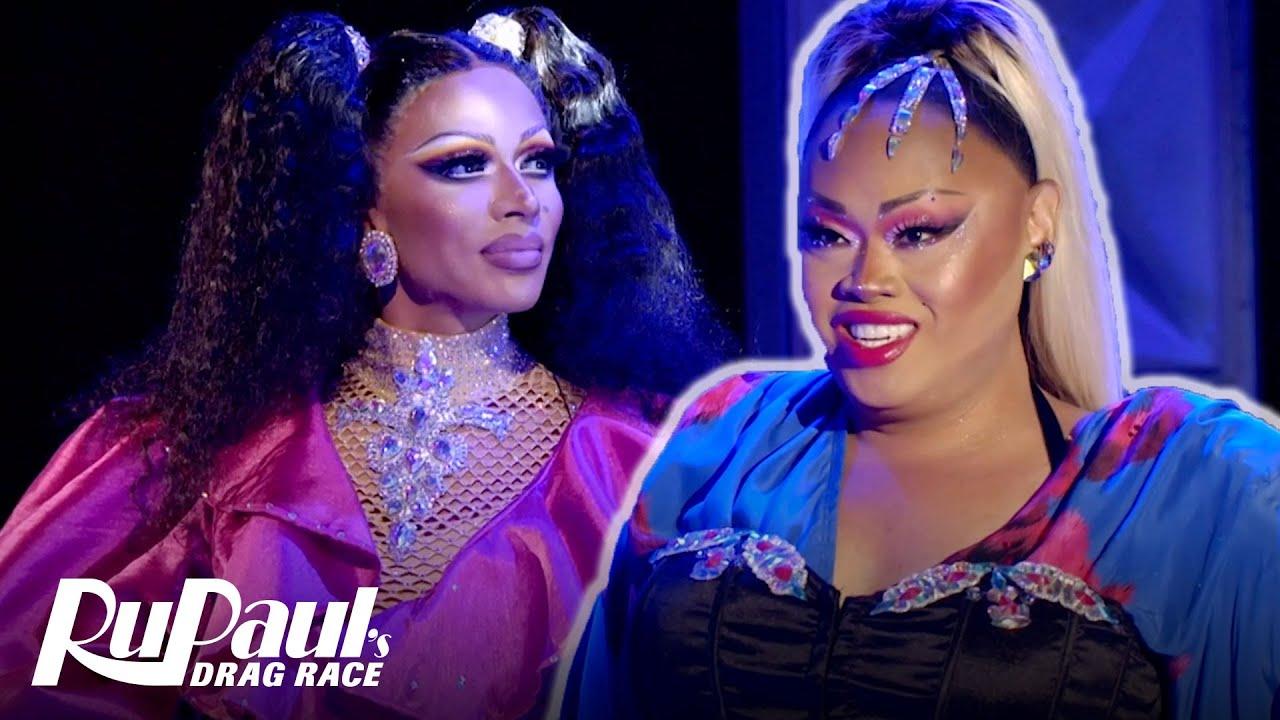 Download Serena ChaCha & Jiggly Caliente's En Vogue Rudemption Lip Sync 💅 RuPaul's Drag Race All Stars