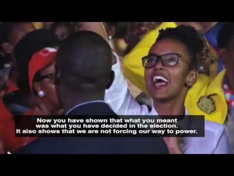 Rwanda Elections: Paul Kagame throws victory party, thanks Rwandans for trusting him