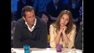 Daniel Tammet - On n'est Pas Couché 30 Juin 2007 # ONPC