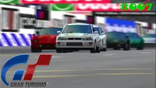 Let's Play Gran Turismo (PS1) - Part 7 - Sunday Cup zum Dritten
