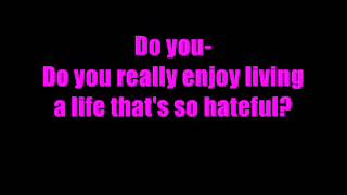 Lily Allen - Fuck You - Karaoke Instrumental - With Lyrics