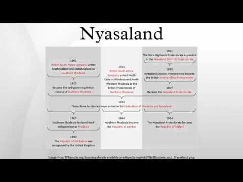 Nyasaland