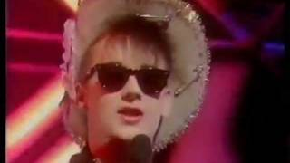 Culture Club - Move Away (Top of The Pops / Live Performance 1986) (High Quality)