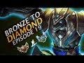 Why I Dislike Playing This Champion | Depths of Bronze to Diamond Episode #19 | Nasus
