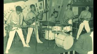 The Tielman Brothers - Apache (live audio tape 1961)