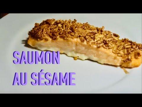 saumon-sésame-&-soja-au-four---super-facile-recette-de-filet-de-saumon-enfourné---recette-#132