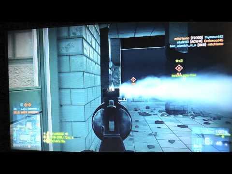 BF3 Gameplay Metro (MAK. Gamer.)