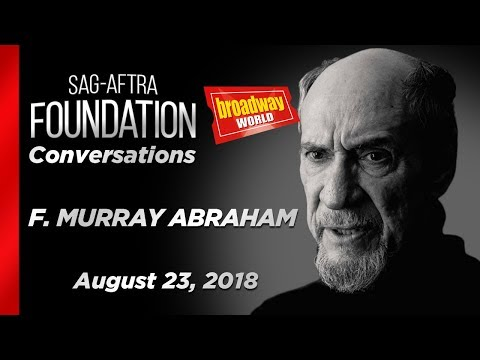 Conversations with F. MURRAY ABRAHAM