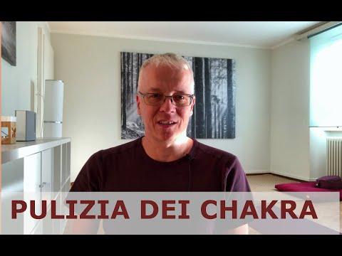 MEDITAZIONE GUIDATA: PULIZIA DEI CHAKRA