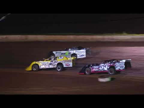 Skyline Speedway Late Model Feature 9-29-2018