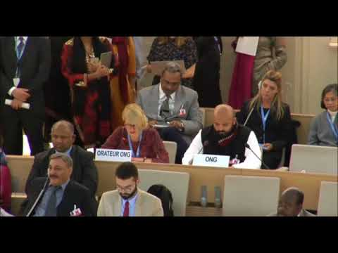 India presents its human rights record, September 2017, CSW and WEA comment