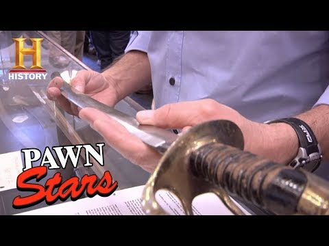 Pawn Stars: Sword Play | History