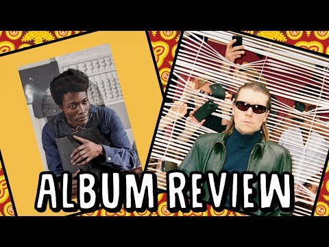 "Benjamin Clementine ""I Tell A Fly"" & Alex Cameron ""Forced Witness"" Review (Anthony & Todd Show #12)"