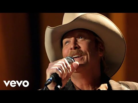 Alan Jackson  Standing On The Promises Of God