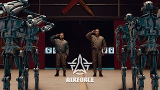 Tha Playah & E-Force Feat. Nolz - Warfare (Official AIRFORCE 2017 anthem)