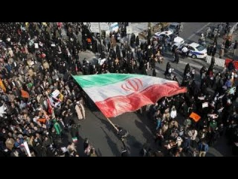 Could protests give Trump an advantage on Iran nuclear deal?