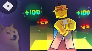 JOJO ' S DANCE SHOW | ROBLOX | O ELEVADOR NORMAL | w/o esquadrão MEME!