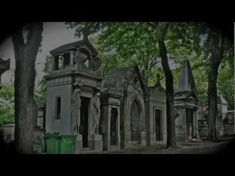 CZT,Paris ,tumba de Jim Morrison ,cristian33166