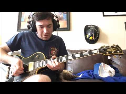 Whiskey Myers Guitar Picker Solo Cover