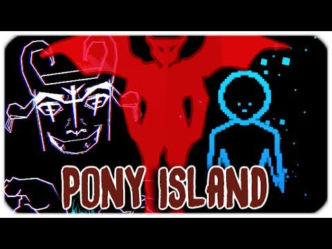 Okey.... esto no lo vi venir  |  Pony Island ¿Fin?