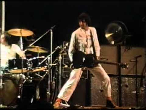 The Who - Young Man Blues (Live)