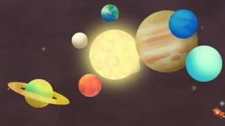 Let's Play • Lipa Planets • Bajka dla dzieci po Polsku, Nauka planet i kosmosu, Gry dla dzieci