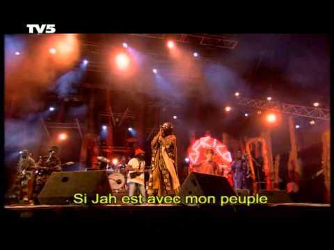 Tiken Jah Fakoly  Africa Live Dakar Sénégal  2005 )