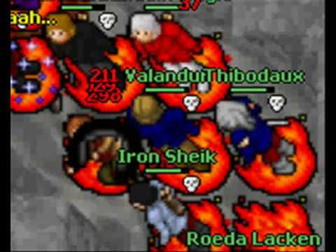 Tibia Antica Best War Ever Uploaded By Cadil Loma