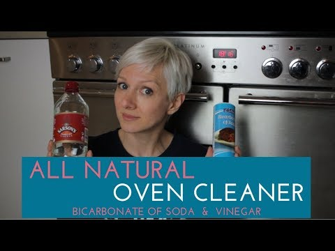 Do natural oven cleaners work?! Testing the bicarb & vinegar method!
