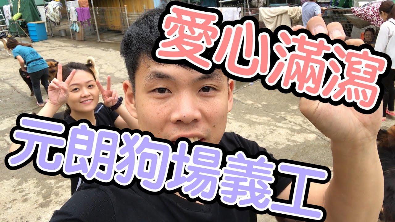 入元朗狗場做義工|JG Vlog - YouTube