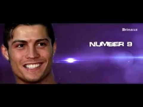 C. Ronaldo en güzel 10 gol - 2013