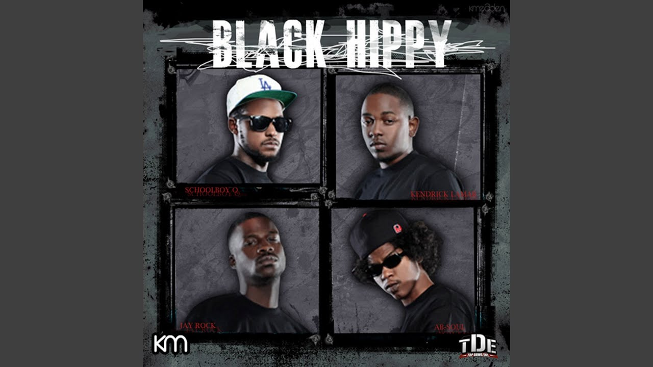Kendrick Lamar, ScHoolboy Q, Ab-Soul, Jay Rock)