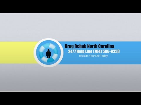 Drug Rehab North Carolina - Drug Rehab Programs North Carolina