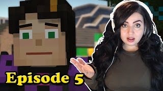 FULL Minecraft Story Mode Episode 5 - ORDER UP!