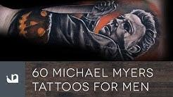 60 Michael Myers Tattoos For Men