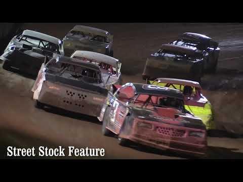 Street Stock Feature Flomaton Speedway 9-28-19