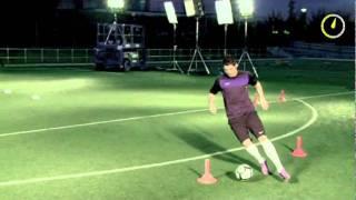 The Cristiano Ronaldo - Speed Test