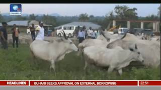 Fayose Insists On Enforcing Restriction Of Herdsmen In Ekiti