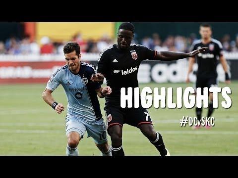 HIGHLIGHTS: D.C. United vs. Sporting Kansas City | May 31, 2014