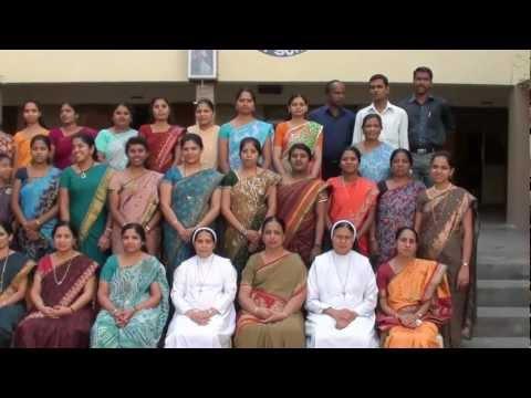 St. Joseph's School, Bannimantap, Mysore (School Activity)- 2011.