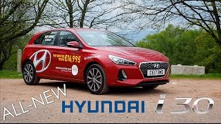 2017 Hyundai i30 Review Wessex Garages