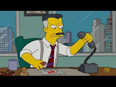 J Jonah Simpsons
